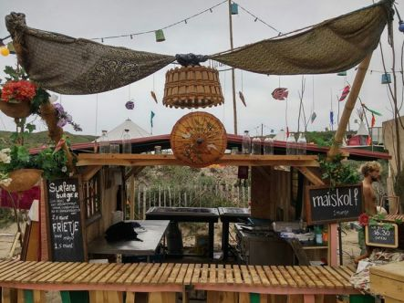 Decoratie, Surfana Festival 2015