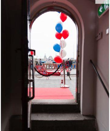 Creatie Tandem, Opening Tony Chocolonely Super-Store i.o.v. Brownys