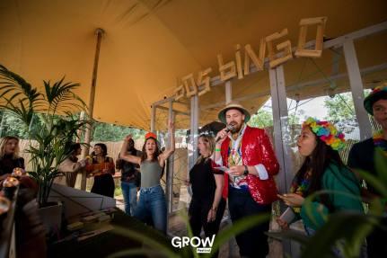 Bouw Spel-elementen, GROW Festival '18 i.s.m. Jop Kappelhof